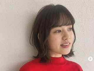 筧美和子、前髪カット姿に「印象変わった」「可愛すぎ」と絶賛の声