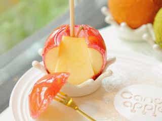 行列必至!? りんご飴専門店「キャンディーアップル」が代官山にオープン