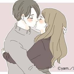 もうたまらないッ…♡男性が【本当に気持ちよくなるキス】の特徴
