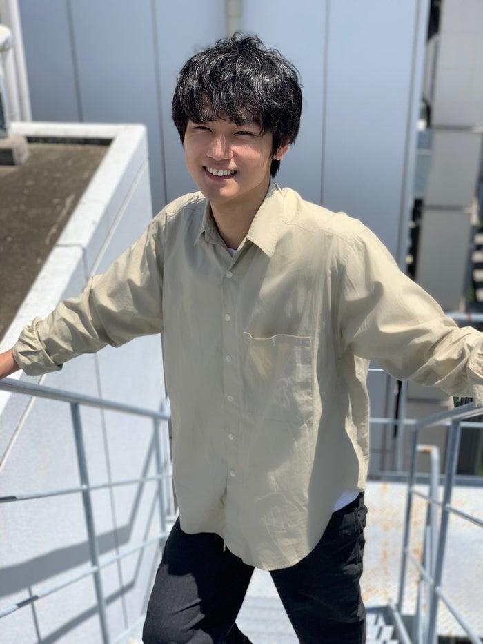 中川大輔オフショット(写真提供:所属事務所)