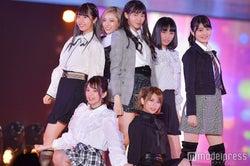 ラストアイドル、初の関コレで堂々パフォーマンス 小室哲哉プロデュース曲も披露<関コレ2018S/S>