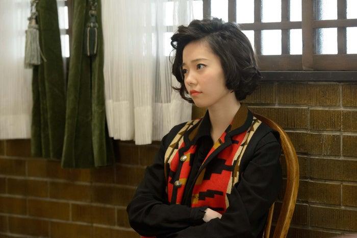 朝ドラ「ひよっこ」に出演する島崎遥香/画像提供:NHK