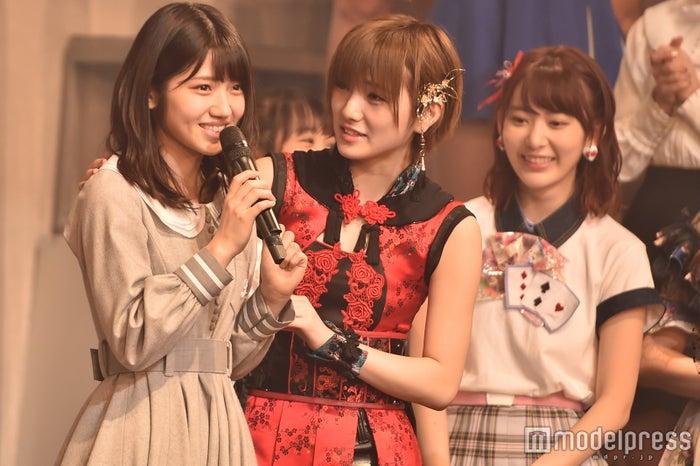 村山彩希「AKB48グループリクエストアワー セットリストベスト100 2018」(C)モデルプレス