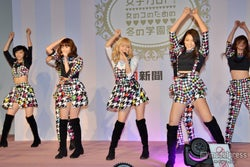E-girls、メンバーが新たな抱負宣言<セットリスト>