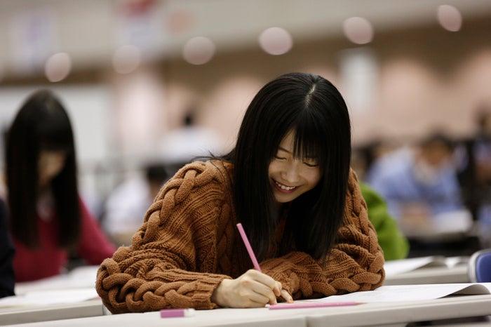 「AKB48グループセンター試験」東京会場 (C)AKS