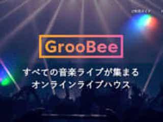 オンラインライブハウス「GrooBee」がヒグチアイとLIBROのライブを配信
