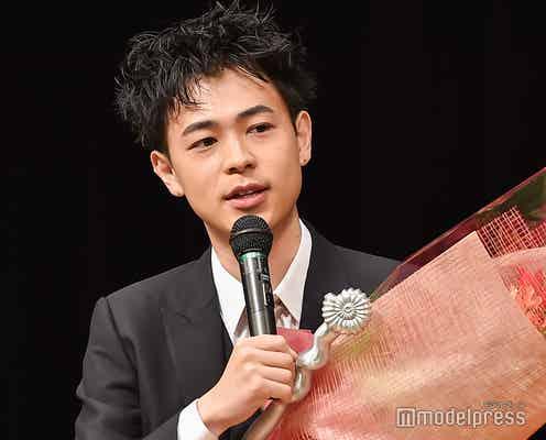 成田凌、津川雅彦さんに感謝 俳優としてさらなる飛躍誓う<第41回ヨコハマ映画祭>