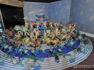 「トイ・ストーリー」特別作品が日本初上陸、アートワークが約500点!ピクサー30年の歩み