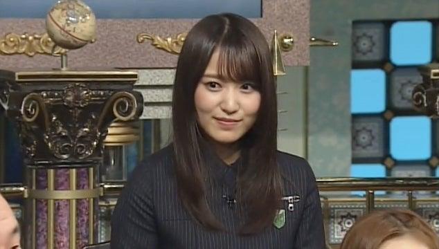 菅井友香(C)日本テレビ