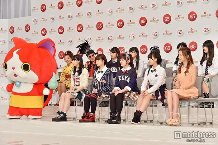 ジャニーズ、過去最多6組が「紅白」出場 V6は20周年で初/「第65回 NHK紅白歌合戦」出場歌手発表会見より【モデルプレス】