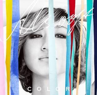 Ms.OOJA 4th Album 「COLOR」