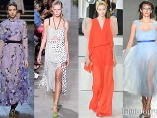 【モデルプレス2018年春夏ファッションヒット予測】トレンドカラーや注目アイテム総まとめ