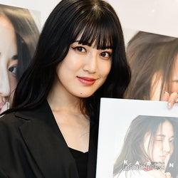 E-girls藤井夏恋、メンズ下着で撮影「逆にちょっとセクシーに見える」