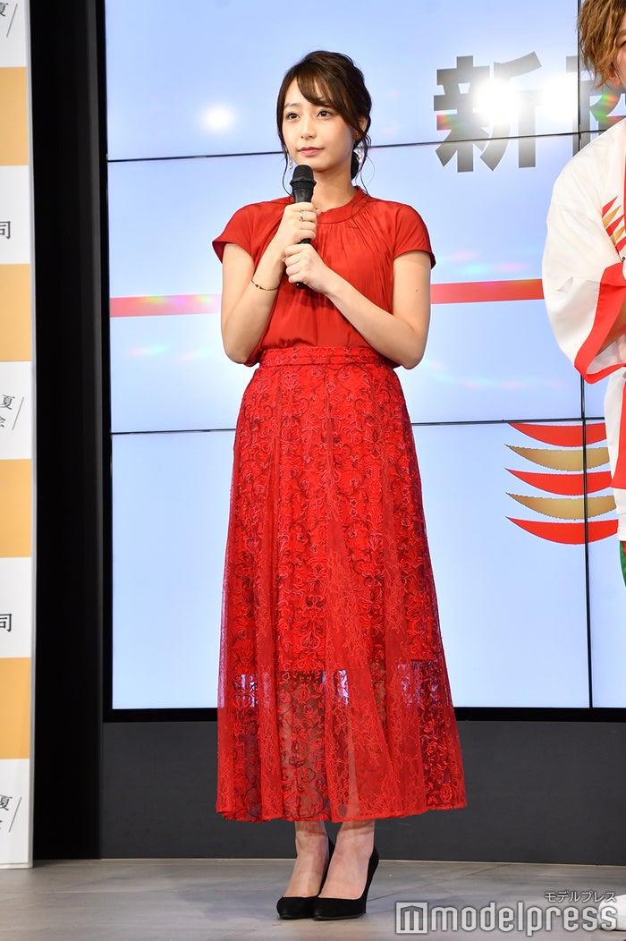 宇垣美里、好きな男性のタイプを告白「甘やかしてほしい」 - モデルプレス