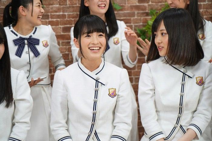 乃木坂46・3期生 (提供写真)