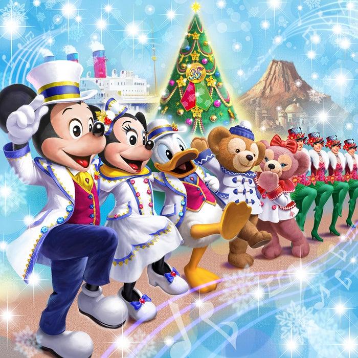 東京ディズニーシー「ディズニー・クリスマス」※イメージ (C)Disney