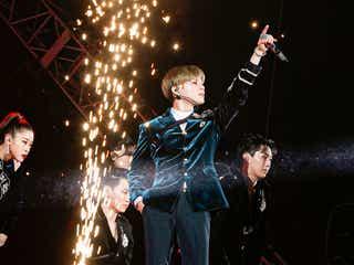 テミン、日本で年末コンサート開幕 自身初のカウントダウンライブへ<TAEMIN 2ND CONCERT[T1001101]in JAPAN>