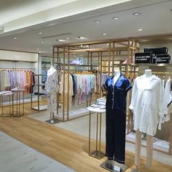松屋銀座本店 6年ぶりにランジェリー売り場を改装
