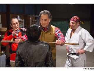北大路欣也、泉谷しげる、志賀廣太郎『三匹のおっさん2』にかける意気込みを語る