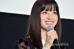 橋本環奈、「銀魂」神楽役の抜擢理由にスタジオ驚き