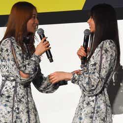 桜井玲香「あなた今まで褒めたことあんまりなかったでしょ(笑)」、齋藤飛鳥「あるよ!」 (C)モデルプレス