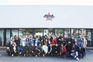 EXILE HIRO「今までにないグローバルなスターを作りたい」 MAKIDAI&今市隆二も駆けつけLDH「EXPG STUDIO」LA校開校