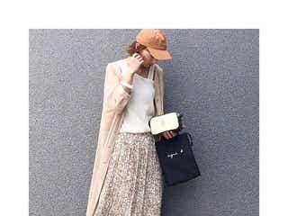 agnes b.(アニエスベー)をもっと普段使いに! カジュアルなバッグ&Tシャツでフレンチシックなコーデ11選♥