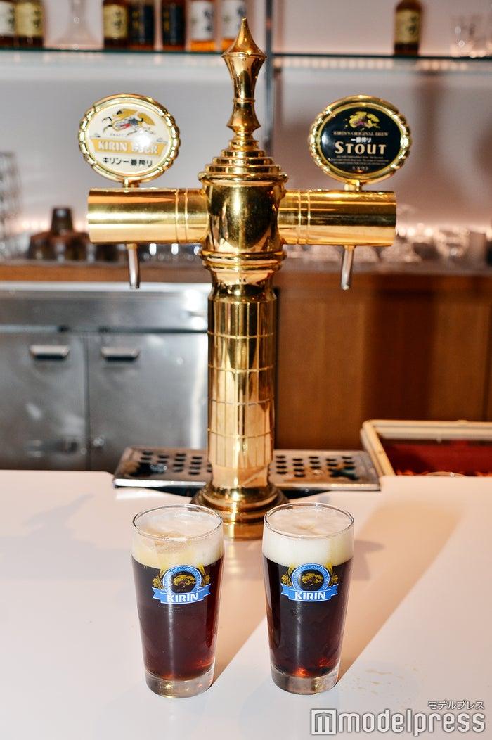 国内外のビールが揃う(C)モデルプレス