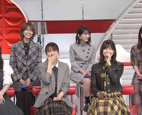 欅坂46、改名の理由とメンバーの本音 改名前最後のバラエティ出演で明らかに