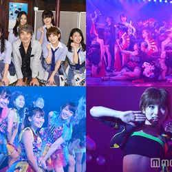 """モデルプレス - AKB48""""パフォーマンス選抜""""による「神曲縛り」公演開幕 生演奏・メンバー振付の最高難度ダンスで圧倒<井上ヨシマサ公演レポ・セットリスト>"""