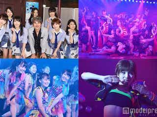 "AKB48""パフォーマンス選抜""による「神曲縛り」公演開幕 生演奏・メンバー振付の最高難度ダンスで圧倒<井上ヨシマサ公演レポ・セットリスト>"