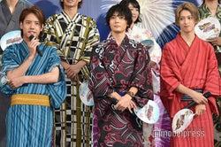 (左から)赤楚衛二、犬飼貴丈、伊藤あさひ(C)モデルプレス