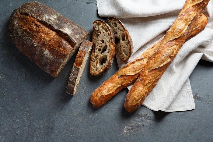 思わず手を伸ばしたくなるパンたち/画像提供:フォンス