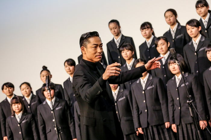 AKIRA(C)2019映画「この道」製作委員会