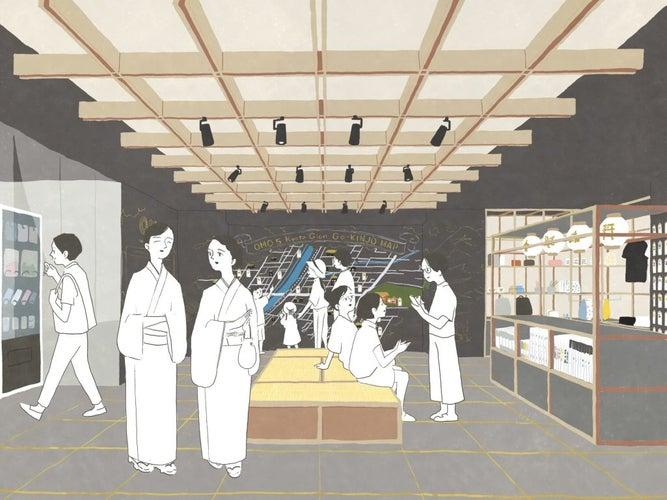 星野リゾート OMO5京都祇園/画像提供:星野リゾート