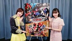 スーパー戦隊&仮面ライダーヒロインが対談 作品の枠超えた試み再び