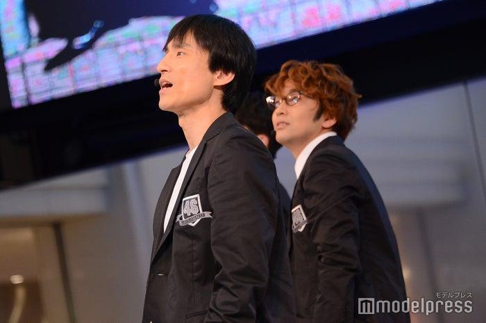 なだぎ武/吉本坂46「泣かせてくれよ」発売記念イベント(C)モデルプレス