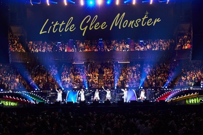 Little Glee Monster(C)三吉ツカサ(Showcase)