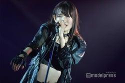 「Blue Rose」黒須遥香/AKB48柏木由紀「アイドル修業中」公演(C)モデルプレス