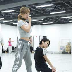 12月22日フライングリハーサル/浜崎あゆみ(画像提供:avex)