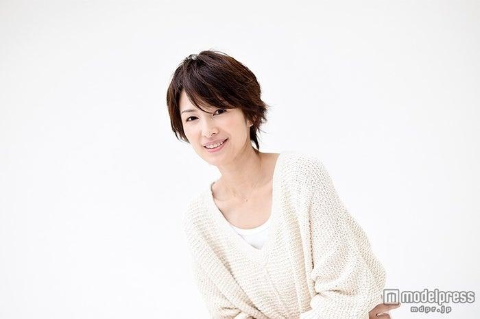 ナチュラルな美しさを放つ吉瀬美智子