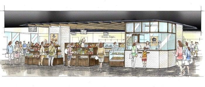 食のセレクトショップ「旬粋」イメージ/画像提供:CIAL鎌倉