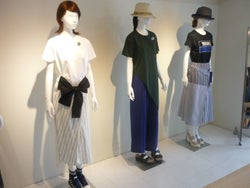 京王百貨店婦人服PB「カピス」 セレクト店に販路広げる