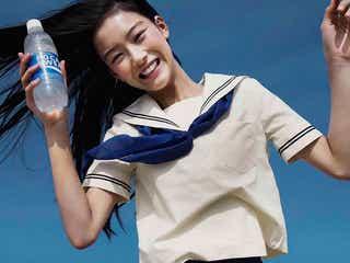 """汐谷友希、""""ブレイク女優の登竜門""""ポカリCM新ヒロインに抜擢 2度目のオーディションで勝ち取る"""