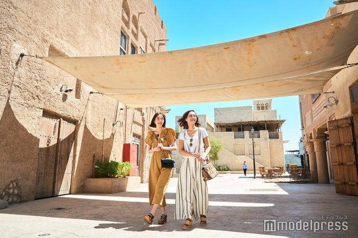 中東の雰囲気を感じられる「アル・シーフ地区」はインスタ映え確実!(C)モデルプレス
