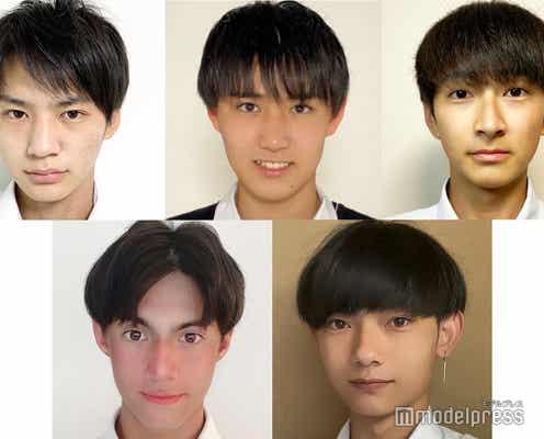 <中間速報>日本一のイケメン高校一年生「高一ミスターコン2021」暫定上位5人を発表