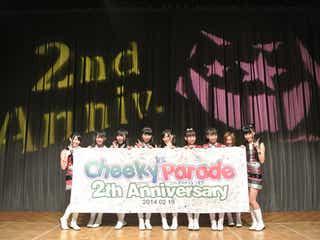 Cheeky Parade、念願の全国ツアー最終公演はNY・ブロードウェイ