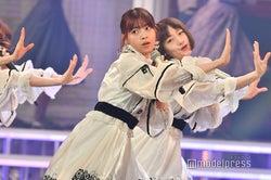 西野七瀬、中田花奈/「第69回NHK紅白歌合戦」 (C)モデルプレス