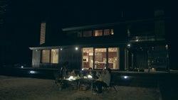 至恩とつば冴のラストナイト「TERRACE HOUSE OPENING NEW DOORS」21st WEEK(C)フジテレビ/イースト・エンタテインメント