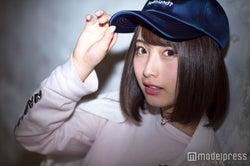 """日本一かわいい女子高生の""""りこぴん""""こと永井理子さん(C)モデルプレス"""